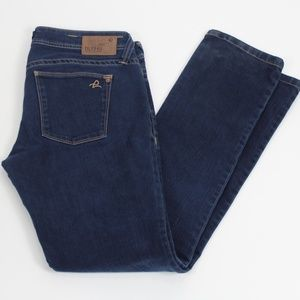 DL 1961 Womens Jeans Kate Slim Straight Size 32